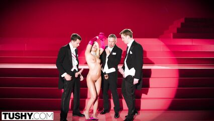 Звезда Adriana Chechik возбудилась после интим предложения от спонсора